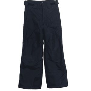 Columbia Youth Black Snow Pants 8 youth